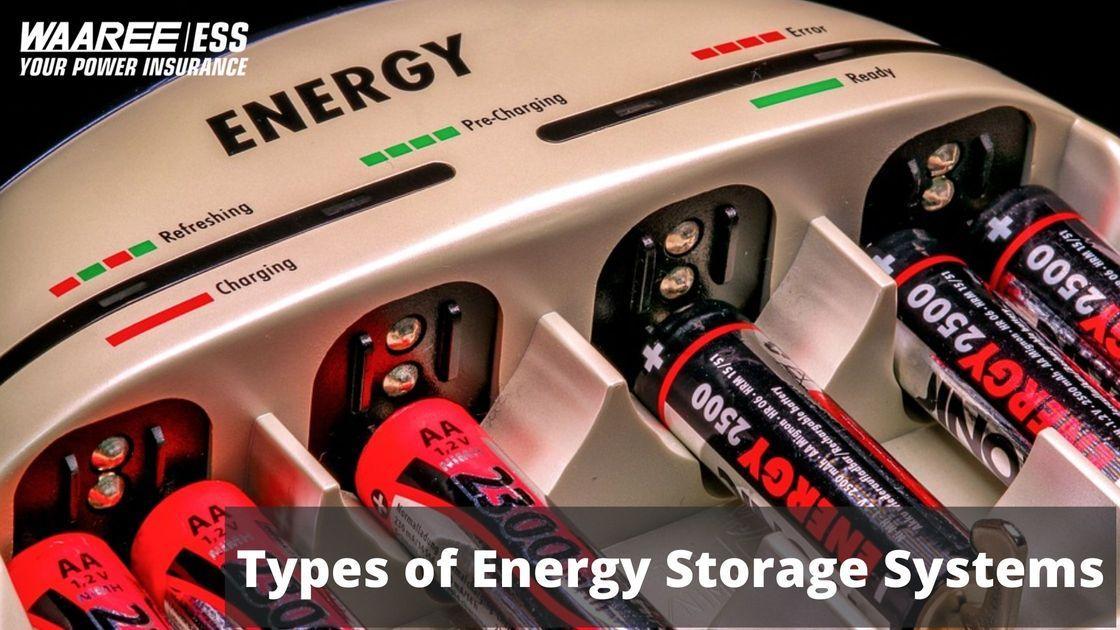 Types of Energy Storage System