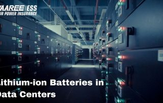 li-ion batteries stand to transform UPSs for large data center