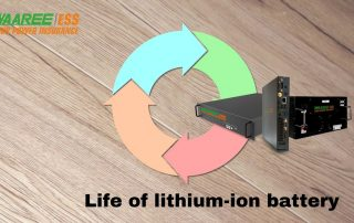 lithium ion battery life